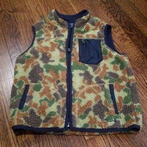 BabyGap Camo Vest